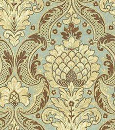 Uphostery Fabric-Waverly Venezia Vapor Fabric : upholstery fabric : home decor fabric : fabric :  Shop | Joann.com