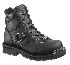 Harley-Davidson Women's Maddy Boot,Black,7.5 M US * More info could be found at the image url.