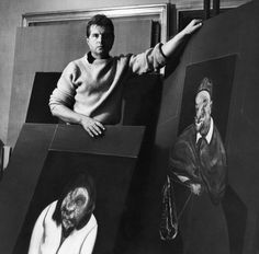 Francis Bacon by Beaton