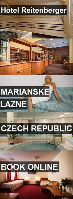 Hotel Hotel Reitenberger in Marianske Lazne, Czech Republic. For more information, photos, reviews and best prices please follow the link. #CzechRepublic #MarianskeLazne #hotel #travel #vacation