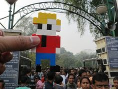 LEGO Life of George in Kolkata Zoo