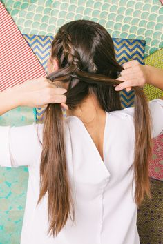Easy 5-minute hairstyles for your laziest days (but still gorgeous!)