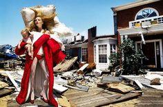 Title: Katrina Destruction