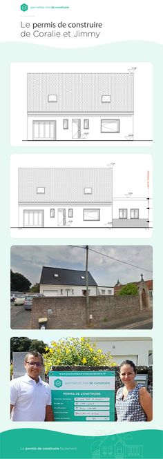 JG Dessin Architectural - Plan masse pour le permis de construire d