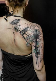 Watercolor tattoos for women - 65+ Tattoos for Women | Art and Design