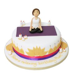 yoga cake | Cakes For Business