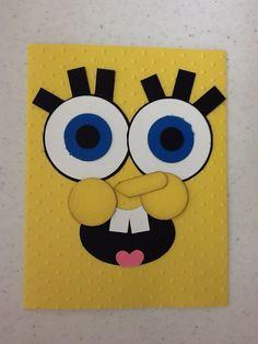 Christi's Creative Crew: Sponge Bob