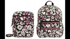 2 New Disney Vera Bradley Designs Being Released This Week!