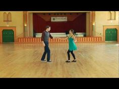 Five(ish) Minute Dance Lesson - Swing!: Lesson 1: East Coast Swing - YouTube