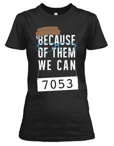 I love tee's with a statement !