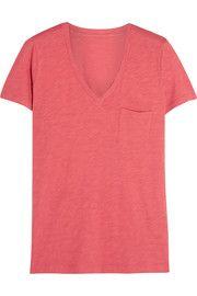 Whisper cotton-jersey T-shirt