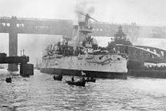 Image result for swing bridge war ship