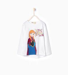 - View all - T - shirts - Girl - Kids | 4 - 14 years - KIDS | ZARA United Kingdom