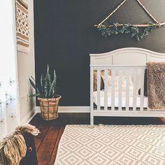 Interior design // nursery // simple // baby room // kid's room // designs // spaces and living Baby Bedroom, Baby Boy Rooms, Baby Room Decor, Baby Boy Nurseries, Nursery Room, Girl Nursery, Girl Room, Kids Bedroom, Nursery Decor