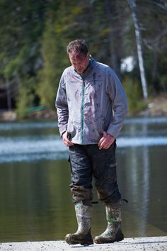 I had a second of a moment here to compose the next shot.  In low budget features, every millisecond counts!  On the set of Red Trail 90.  Buy or rent the film online at www.reelhouse.org/glenschultz