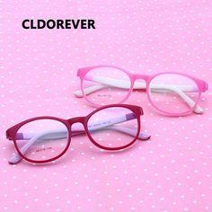 dbfe72abf7b Brand Children Glasses Frame TR90 Flexible Silicone Safe Eyewear Myopia  Prescription Opticalmodlilj Glasses Frames