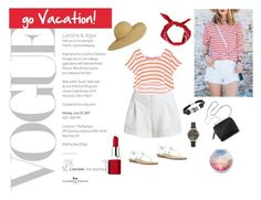 go Vacation! by landelana on Polyvore featuring polyvore fashion style Rebecca Minkoff Blowfish Olivia Burton Bling Jewelry Boohoo Clinique 3.1 Phillip Lim