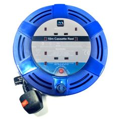 Masterplug MCT1010/4BL-MP 10 m 10 A 4 Socket Medium Cassette Reel with Thermal Cut-Out and Reset Button Masterplug http://www.amazon.co.uk/dp/B001D4PSUY/ref=cm_sw_r_pi_dp_-8iPvb1J2N8QH