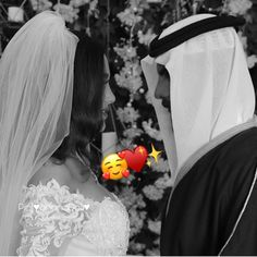 Cute Couples Goals, Couple Goals, Cherry Blossom Bedroom, Arab Wedding, Anime Love Couple, Work Memes, Arabic Love Quotes, Muslim Couples, Love Is All