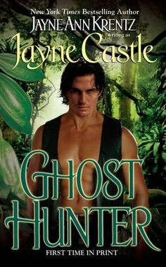 book cover of Ghost Hunter by Jayne Castle