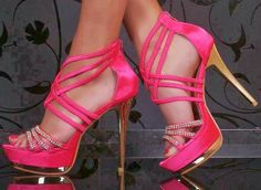 Increibles Zapatos altos de tacón que se ven realmente sexy | Moda 2014