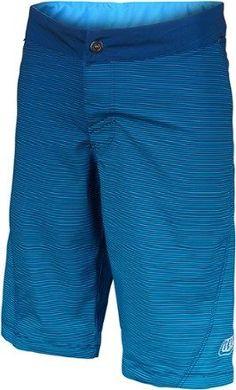 "Troy Lee Designs Men's Skyline Dissolve Bike Shorts 12.5"" Inseam Blue 30"