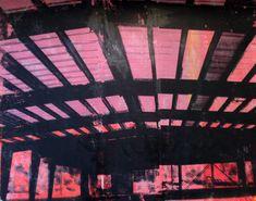 Brickworks - Acrylics and photocopy transfer - Toronto 2014