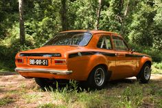 This Ford Was Restored From Rust-bucket to Rally Beauty