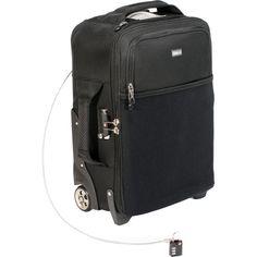 Think Tank Photo Airport International V 2.0 Rolling Camera Bag (Black)