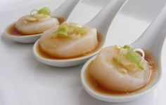 Learn to Velvet Scallops the Chinese Way