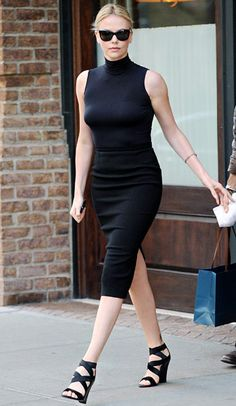 LOVE THE OUTFIT. she's gorgeous. I MUST OWN THESE SHOES!!! and sunglasses are hot too.    New mom Charlize Theron hit The Today Show in NYC on Monday.    Read more: http://www.usmagazine.com/hot-pics/jackson-s-hot-mama-2012193#ixzz1paCUIKDt