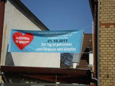 Banner von bannerstop.com für die Aktion Flörsheim.