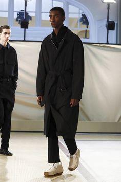 Lemaire Menswear Fall Winter 2017 Paris