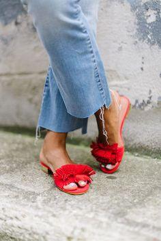 e93d784d08281b 13 Best Red sandals images