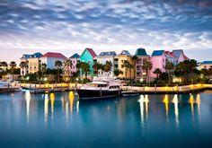 Marina, Bahamas