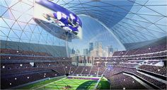 Vikings hope new stadium will bring future success.