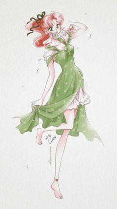 Lita / Sailor Jupiter