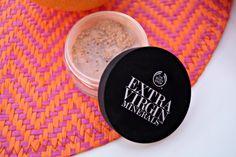 Quick Tipp | Liebgewonne Schätze und tolle Rabatte Extra Virgin Minerals™ Loose Powder Foundation  von The Body Shop