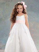 Sweet Beginnings Flower Girl Dress - Style #L395