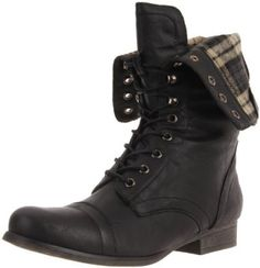 Amazon.com: Madden Girl Women's Gemiini Boot: Shoes