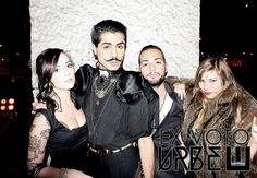 The Fashion Coffee - Fashion Blogger ® urbe fashion party