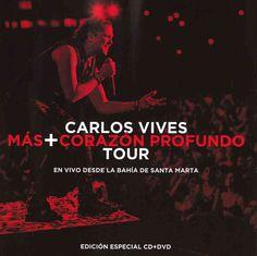 Carlos Vives - Mas + Corazon Profundo Tour: En Vivo Desde La Bahia De Santa Marta, Pink