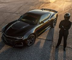 Hennessey The Exorcist Camaro Aims to Banish the Demon My Dream Car, Dream Cars, 2017 Camaro Zl1, New Chevy, The Exorcist, Convertible, Chevrolet, Automobile, Muscle Cars
