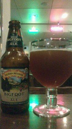 Bigfoot ale, Sierre Nevada