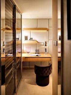 Après avoir vu les photos de ce bel appartement, la dernière chose que vous pensez, c'est qu'il manque d'espace.