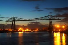 The Transporter Bridge - The icon of Teesside home sweet home