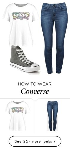 """Keep It Simple"" by ambyclark on Polyvore featuring Levi's, Theory and Converse"