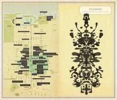 Infinite City: A San Francisco Atlas  University of California Press, Berkeley, California, 2010