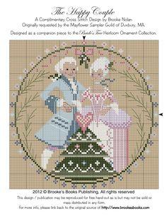 Gallery.ru / The Happy Couple - Brooke`s Books - Marina-Melnik