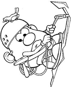 Mr. Potato Head Coloring Pages 40 - Free Printable Coloring Pages ...